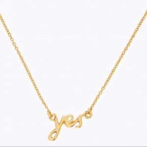 Kate Spade | Say Yes Necklace